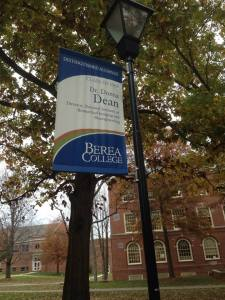 Berea College, November 2014