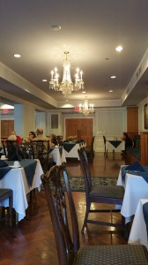 boone's tavern restaurant interior