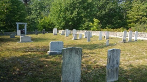 Perkins Hill Cemetery, Wakefield, New Hampshire