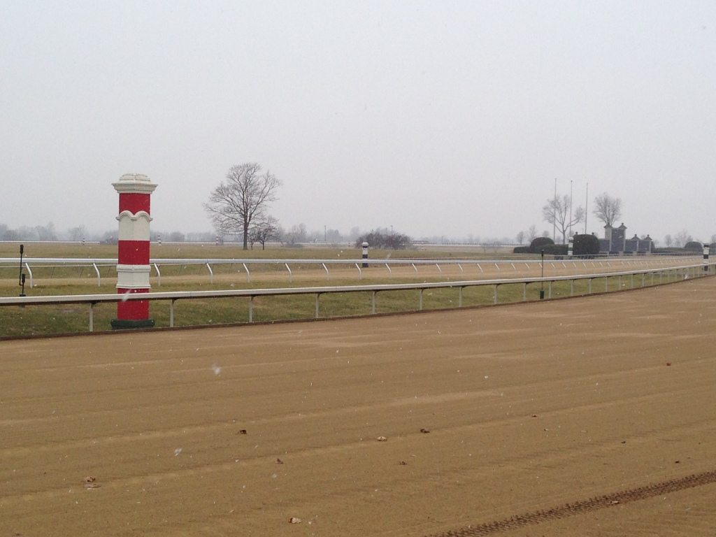 Keeneland race track 2_january 2015