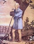 """Col. Daniel Boone"" by James Otto Lewis. Public domain, via Wikimedia Commons."