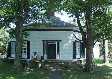 octagon cottage, barren county, kentucky