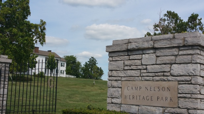 Camp Nelson Heritage Park.