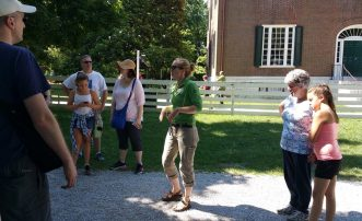 Lexington Public Library_Shaker Hill hike_june 2016