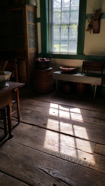 waveland slave quarters interior